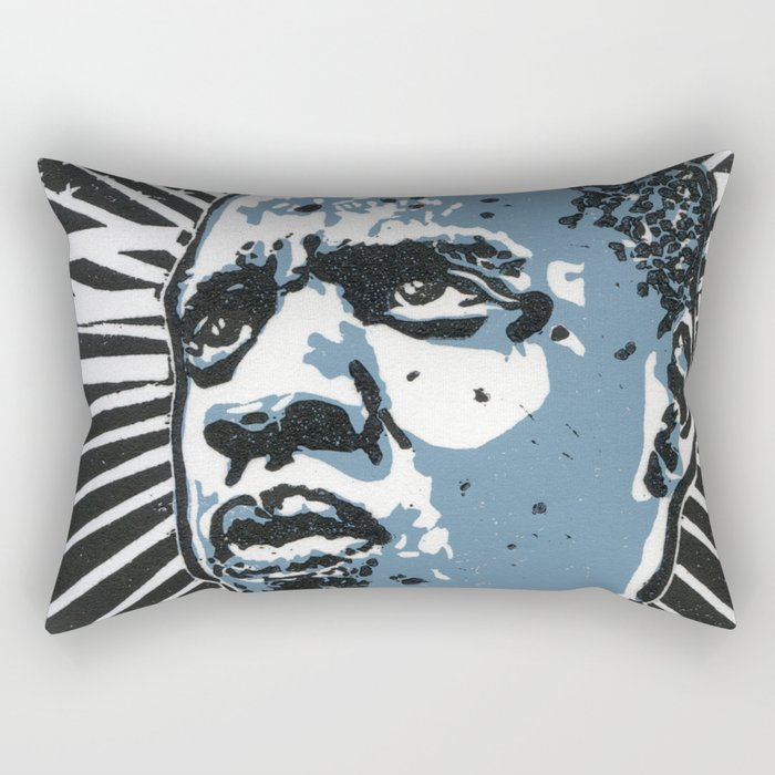 Jay-Z Rectangular Pillow