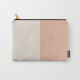Color Block Abstract VI Carry-All Pouch