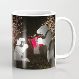 Polar Bear Christmas Coffee Mug