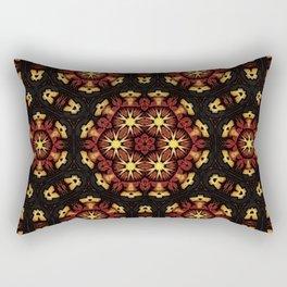 Harvest Pattern Rectangular Pillow
