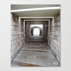beams 1 Canvas Print
