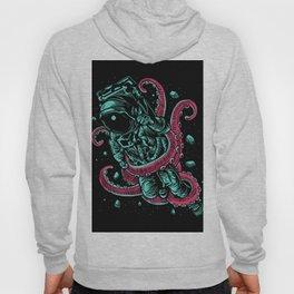 Astronaut Octopus Hoody