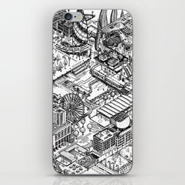 ARUP Fantasy Architecture iPhone Skin