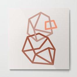 Form 14B Metal Print