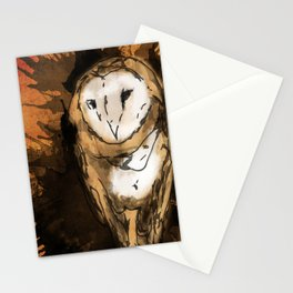 Hooters Stationery Cards