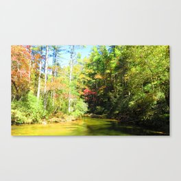 Hidden Adventure Canvas Print