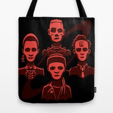 Petit Rouge Rhapsody Tote Bag