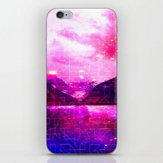 Spaced Louise iPhone & iPod Skin