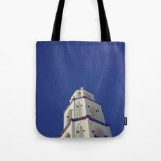 Santorini Churches III Tote Bag