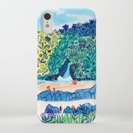Homunga Bay iPhone Case