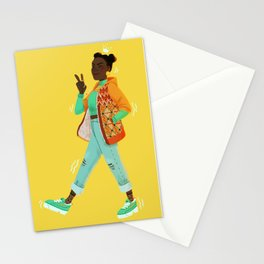 Princess of Wakanda Stationery Cards