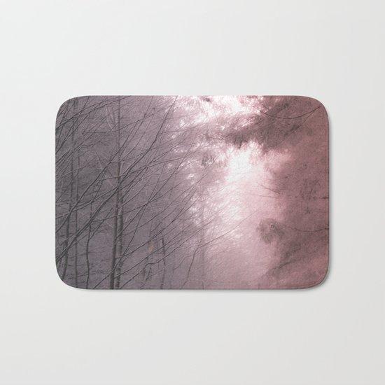Mystical Tree Path Bath Mat