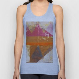Popocatepetl Unisex Tank Top