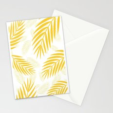gold paradise Stationery Cards