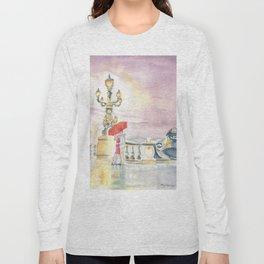 Love In The Rain Long Sleeve T-shirt
