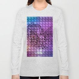 NV: Nakai: patterned Long Sleeve T-shirt