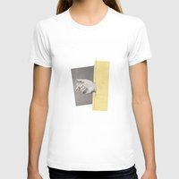 cigarettes T-shirts featuring Cigarettes & Cigarettes by Julien Ulvoas