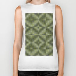 Abstract 2 WY Biker Tank