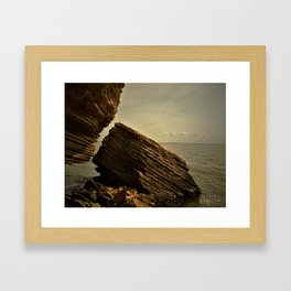 Togetherness Framed Art Print