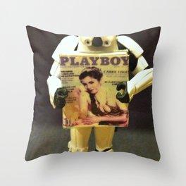Boss' Daughter  Throw Pillow