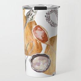 cookware print Travel Mug