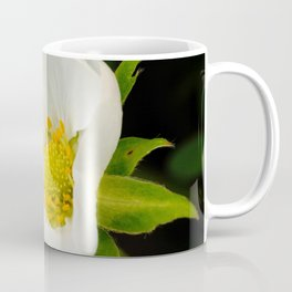 Strawberry flower Coffee Mug