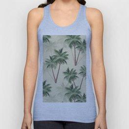 Palm Trees Unisex Tank Top