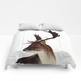 Wild deer Comforters