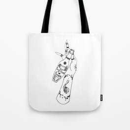 Unfiltered Poison Tote Bag
