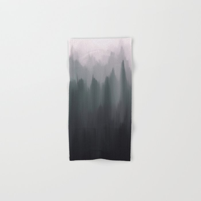Morning Fog II Hand & Bath Towel