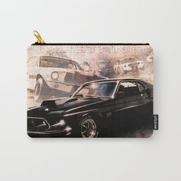 Ford Mustang Boss 557 Carry-All Pouch