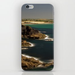 Trevose Head to Constantine Bay, Cornwall, UK iPhone Skin