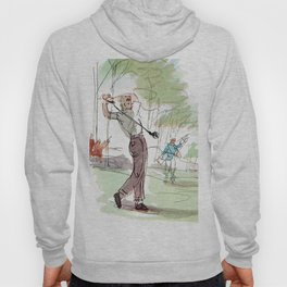 Are You Looking At My Putt? Vintage Golf Hoody