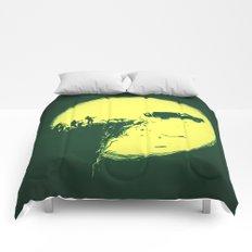 Zombie Invasion Comforters