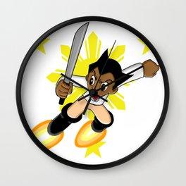 Astro Boy Bonifacio Wall Clock