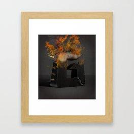 Superbet 'G' Framed Art Print