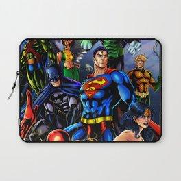heroes all Laptop Sleeve
