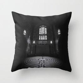 St. John's Cathedral (Spokane, WA) Throw Pillow