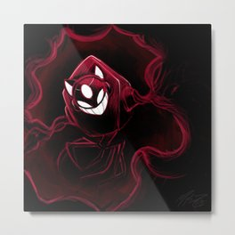 The Killer Kap Metal Print