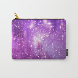 pixels stars Carry-All Pouch