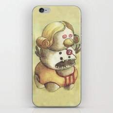 Pirataparuca iPhone & iPod Skin