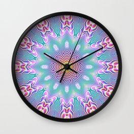 Wavyation Wall Clock