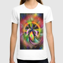 Abstract in Perfection - Magic of the circle 2 T-shirt
