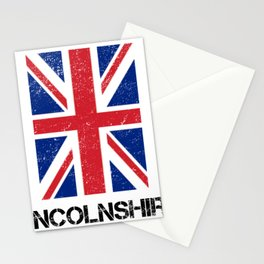 Lincolnshire Print  Stationery Cards