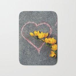 Sunshine Of Your Love Bath Mat