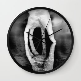 Formation Series - Touch Wall Clock