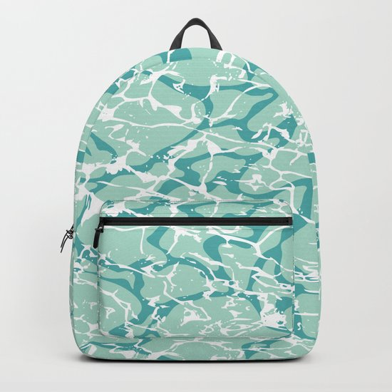 Water Camo Backpack