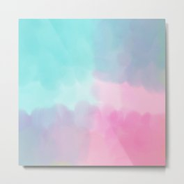 Summer is coming 5 - Unicorn Things Collection Metal Print