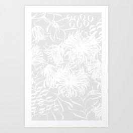 calm breezy Art Print