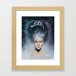 Divine Connection Framed Art Print